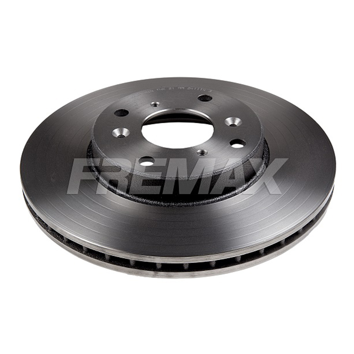 Par de Discos de Freio - FREMAX - Eixo Dianteiro - Honda Accord - BD2739 (Ventilado e Sem Cubo)