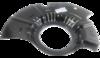 Protetor Disco de Freio Só Pick-Up - FORD Ranger - Dianteiro - Lado Esquerdo - 150.061-9