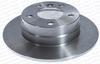 Disco de Freio Hipper Freios (HF) - Eixo Traseiro - BMW 118 (E87) - HF932 (Sólido e Sem Cubo)