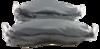 Pastilha de Freio ORIGINALLPARTS - DODGE Ram 2500 - Dianteira - OSDA0531