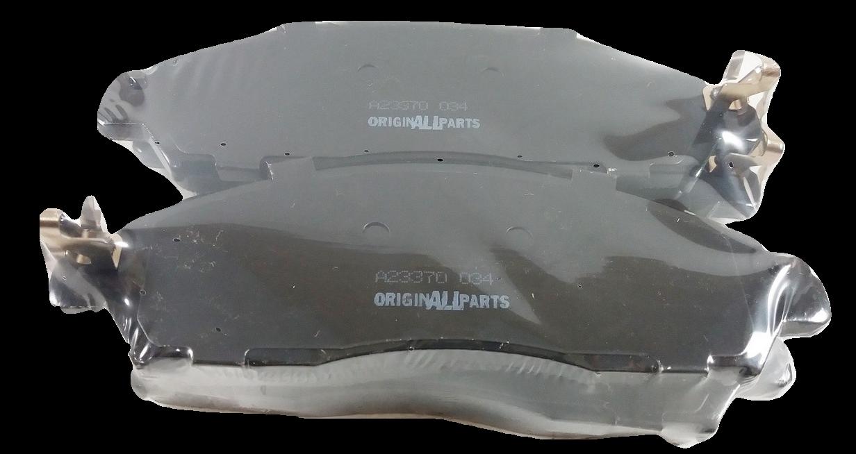 Pastilha de Freio ORIGINALLPARTS - NISSAN Frontier - Dianteira - OSDA2224
