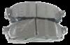 Pastilha de Freio ORIGINALLPARTS - MITSUBISHI L200 Triton / Pajero Dakar - Dianteira - OSDA2114