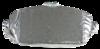 Pastilha de Freio ORIGINALLPARTS - Mercedes-Benz Classe C (W205) C180 / C200 - Dianteira - OSDA2016