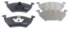 Pastilha de Freio ORIGINALLPARTS - VOLKSWAGEN UP - Dianteira - OFDA2000