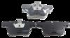 Pastilha de Freio ORIGINALLPARTS - BMW Série 1 / Série 2 / Série 3 / Série 4 / Série X3 / Série X4 - Dianteira - OSDA0414