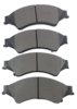 Pastilha de Freio ORIGINALLPARTS - FORD Nova Ranger - TROLLER Troller T4 - Dianteira - OSDA1041