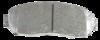 Pastilha de Freio ORIGINALLPARTS - HONDA CRV - Dianteira - OSDA1220