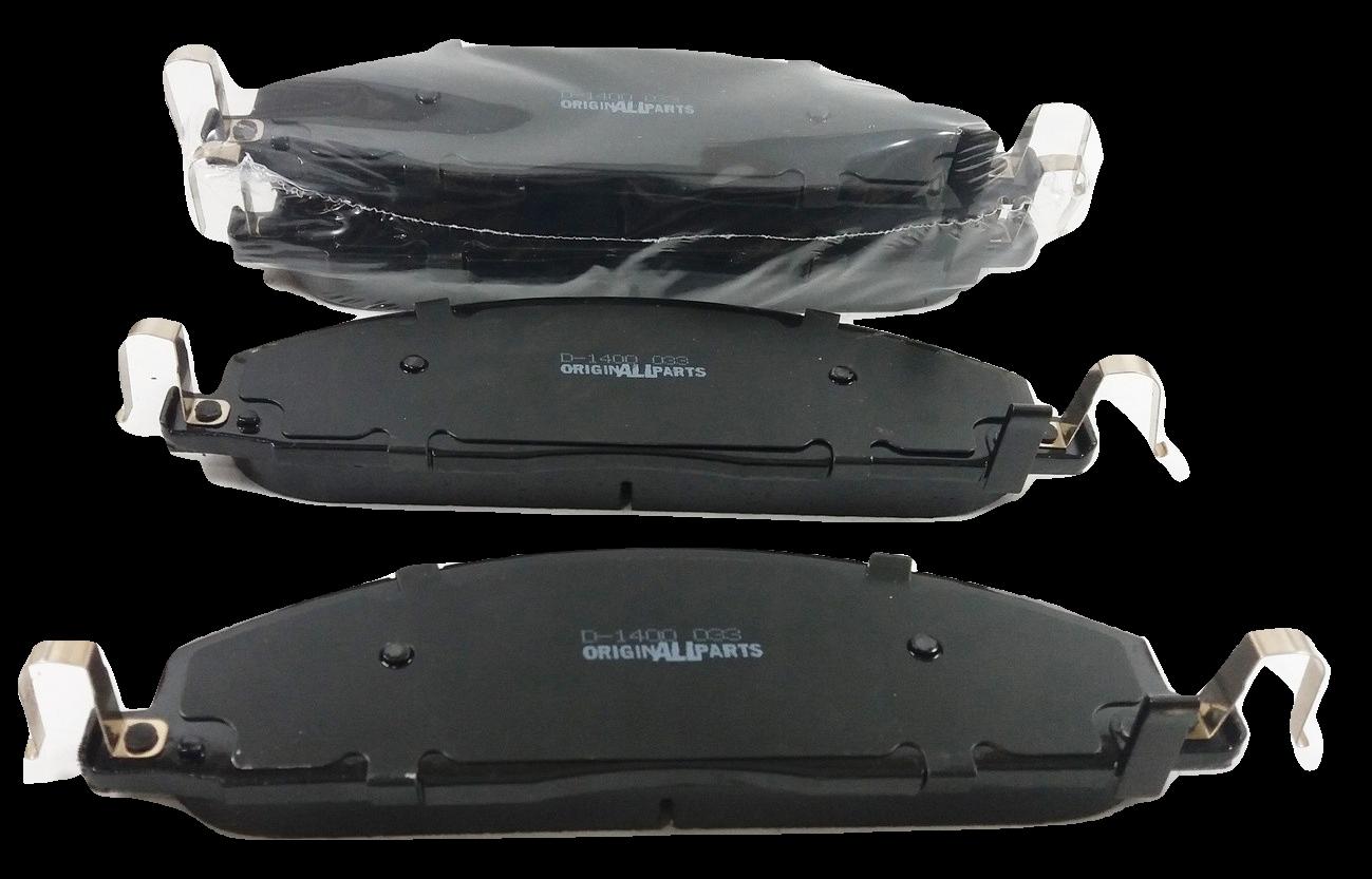 Pastilha de Freio ORIGINALLPARTS - DODGE RAM 2500 - Traseira - OSTA0532