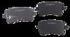 Pastilha de Freio ORIGINALLPARTS - AUDI A4 / A5 / A6 / A7/ Q5 - Traseira - OSTA0103