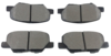 Pastilha de Freio ORIGINALLPARTS - CITROËN C4 / MITSUBISHI ASX / Outlander - Traseira - OSTA2100