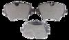 Pastilha de Freio ORIGINALLPARTS - BMW Serie 1 / Série 2 / Série X1 - Dianteira - OSDA0435
