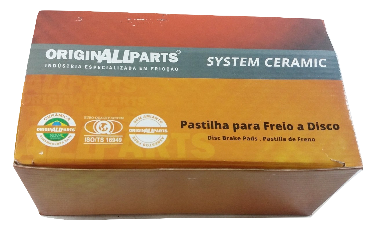 Pastilha de Cerâmica ORIGINALLPARTS - MERCEDES-BENZ Classe CT-Model / GLC (X253) 220 / 250 / 340 4-Matic - Traseira - OCTA2050