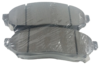 Pastilha de Freio ORIGINALLPARTS - NISSAN Frontier / Murano / Pathfinder - Dianteira - OSDA2220