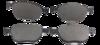 Pastilha de Freio JURID - FORD Ecosport / Focus - Dianteira - HQJ3011PA