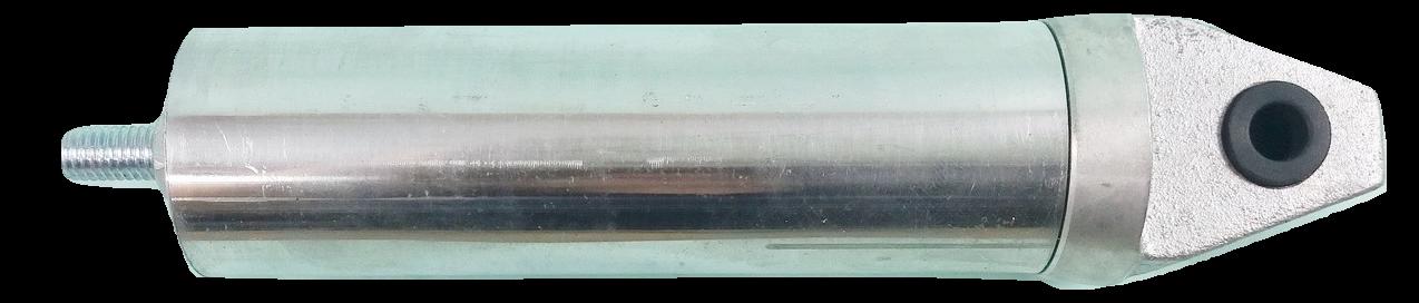 Cilindro Acionamento Freio Motor - IVECO Eurocargo / Tector - Si10.018