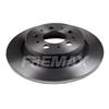 Disco de Freio FREMAX - Eixo Traseiro - VOLVO S60 / S80 -  BD1674 (Sólido e Sem Cubo)