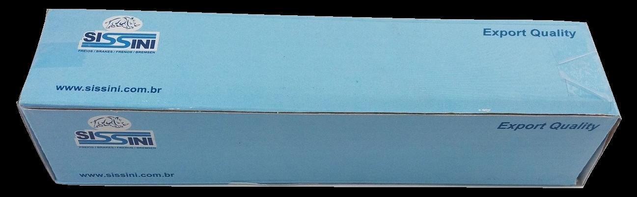 Cilindro Acionamento Freio Motor - SCANIA 110 / 111 / R112 / R113 / T112 / T113 / K143 / F143 / S143 / L142 - Si10.005