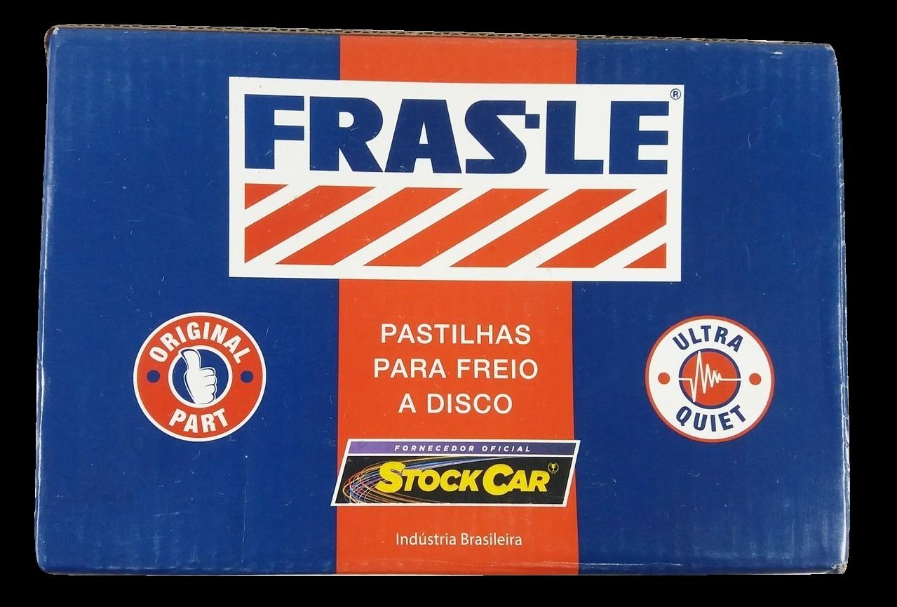 Pastilha de Freio Fras-Le - eixo Dianteiro - VOLKSWAGEN Jetta / Passat / Tiguan - PD/1457B