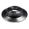Disco de Freio FREMAX - EixoTraseiro - MB C320 / C350 / C36 AMG / CLC200 / CLK230 / CLK320 / E430 / E320 / E240 - BD3412 (Sólido e sem Cubo)