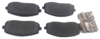 Pastilha de Freio FRAS-LE - HYUNDAI I10 / KIA Picanto - Dianteiro - PD/633