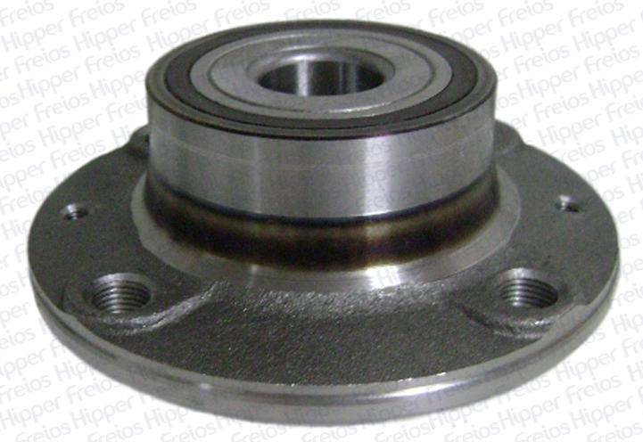 Cubo de Roda Hipper Freios - Eixo Traseiro - CITROËN C4 / PEUGEOT 307 - HFCT699B (Sem Rolamento)