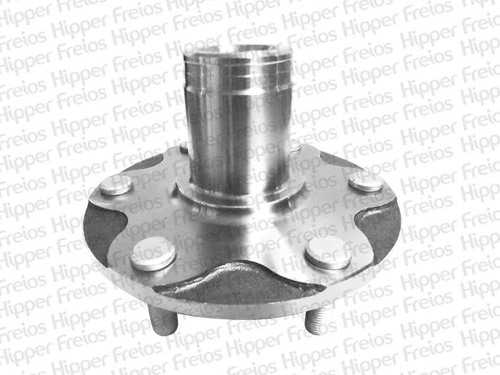 Cubo de Roda Hipper Freios - Eixo Dianteiro - TOYOTA Hilux - HFCD500B (Sem Rolamento)