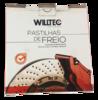 Pastilha de Freio Willtec - LAND ROVER 110 / 90 / Defender 110 - Dianteiro - PW506