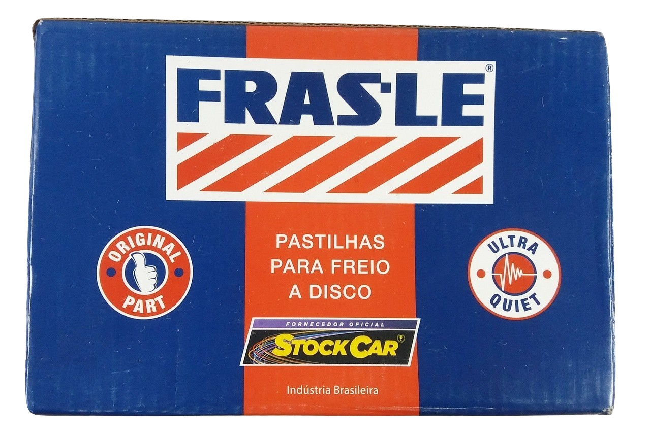 Pastilha de Freio Fras-Le - VOLKSWAGEN Amarok - Dianteira - PD/1028