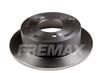 Par de Discos de Freio - FREMAX - Eixo Traseiro - Kia Cerato -  BD5169 (Sólido e Sem Cubo).