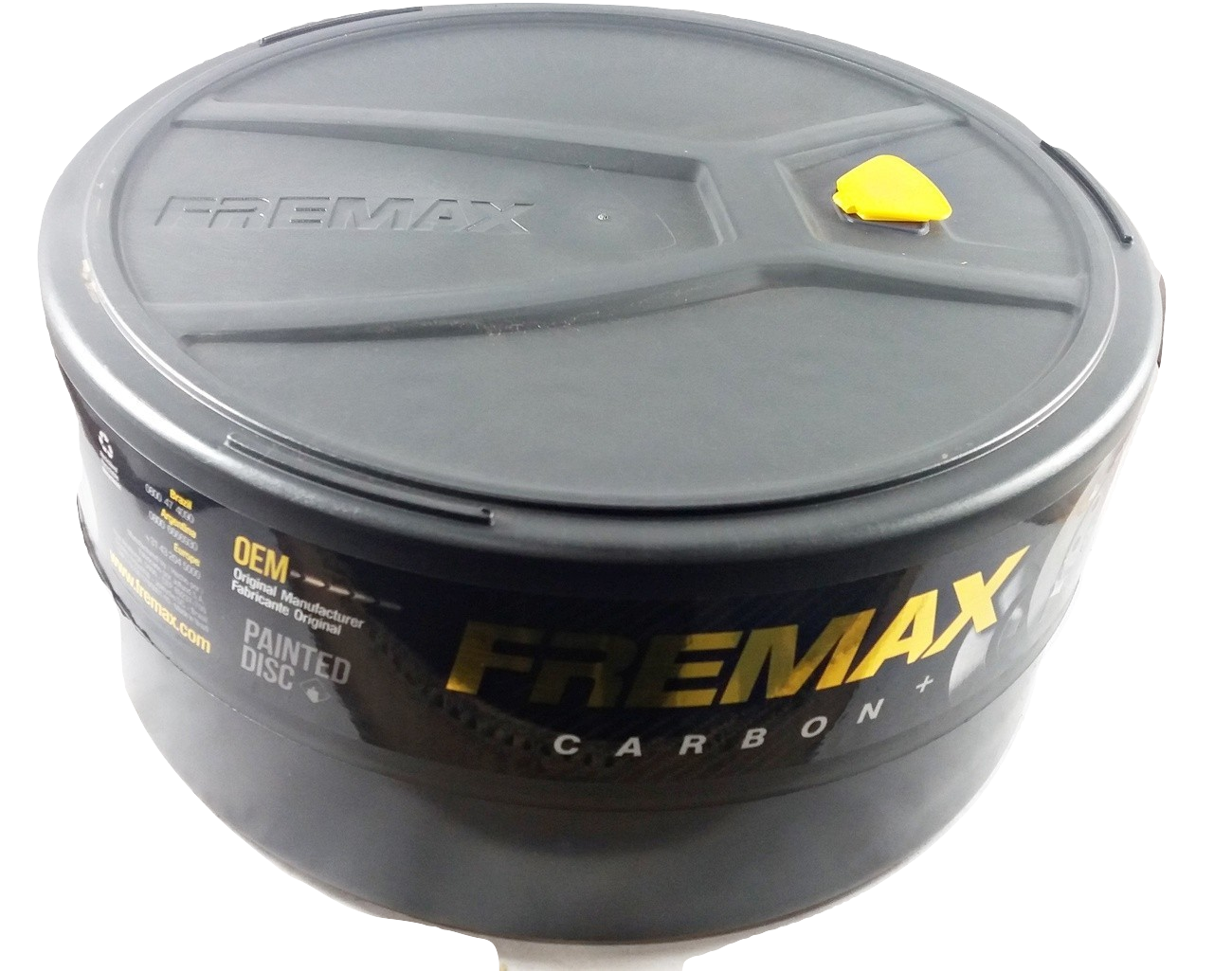 Par de Discos de Freio - FREMAX - Eixo Traseiro - Mitsubishi Pajero - BD7023 (Ventilado e Sem Cubo).