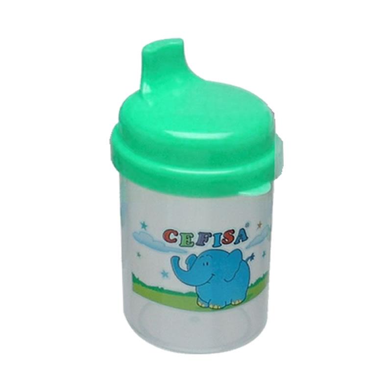 Copo para bebê com Bico 140ML Cefisa - 3.810.1 - VERDE-MT-01