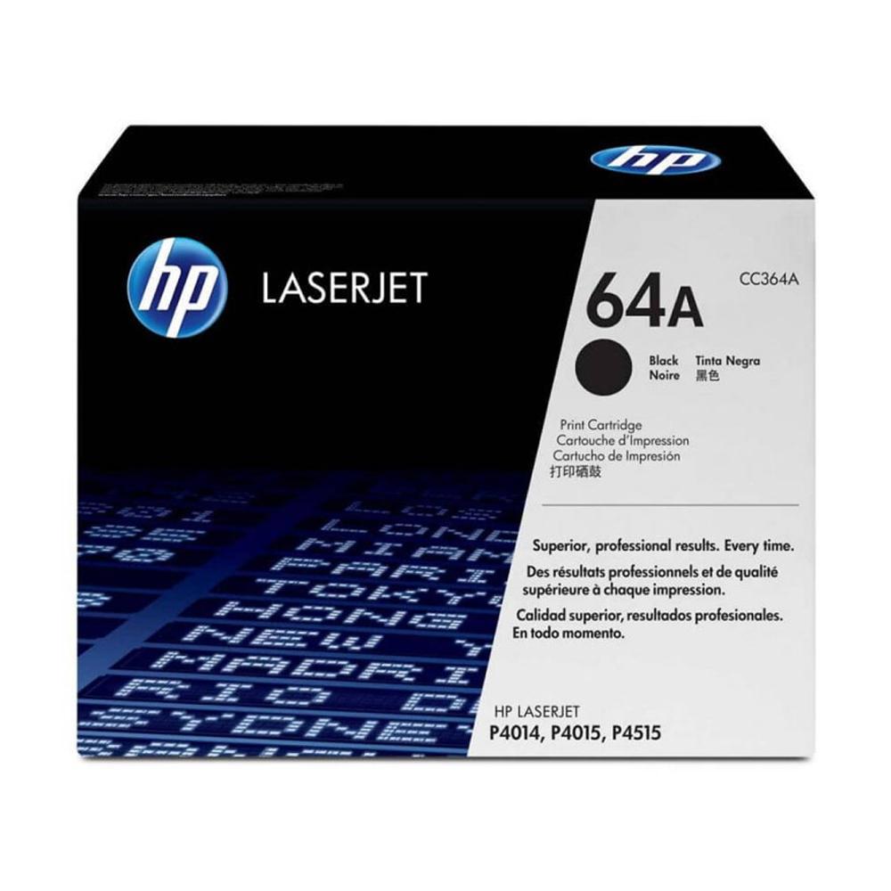 Toner HP 64 Preto Original - CC364A