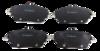 Pastilha de Freio ORIGINALLPARTS - Mercedes Benz A-Class / B-Class / CLA - Dianteira - OSDA2013