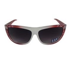 6583de14600bf Óculos de Sol Feminino Vermelho Degrade GAP - A3517