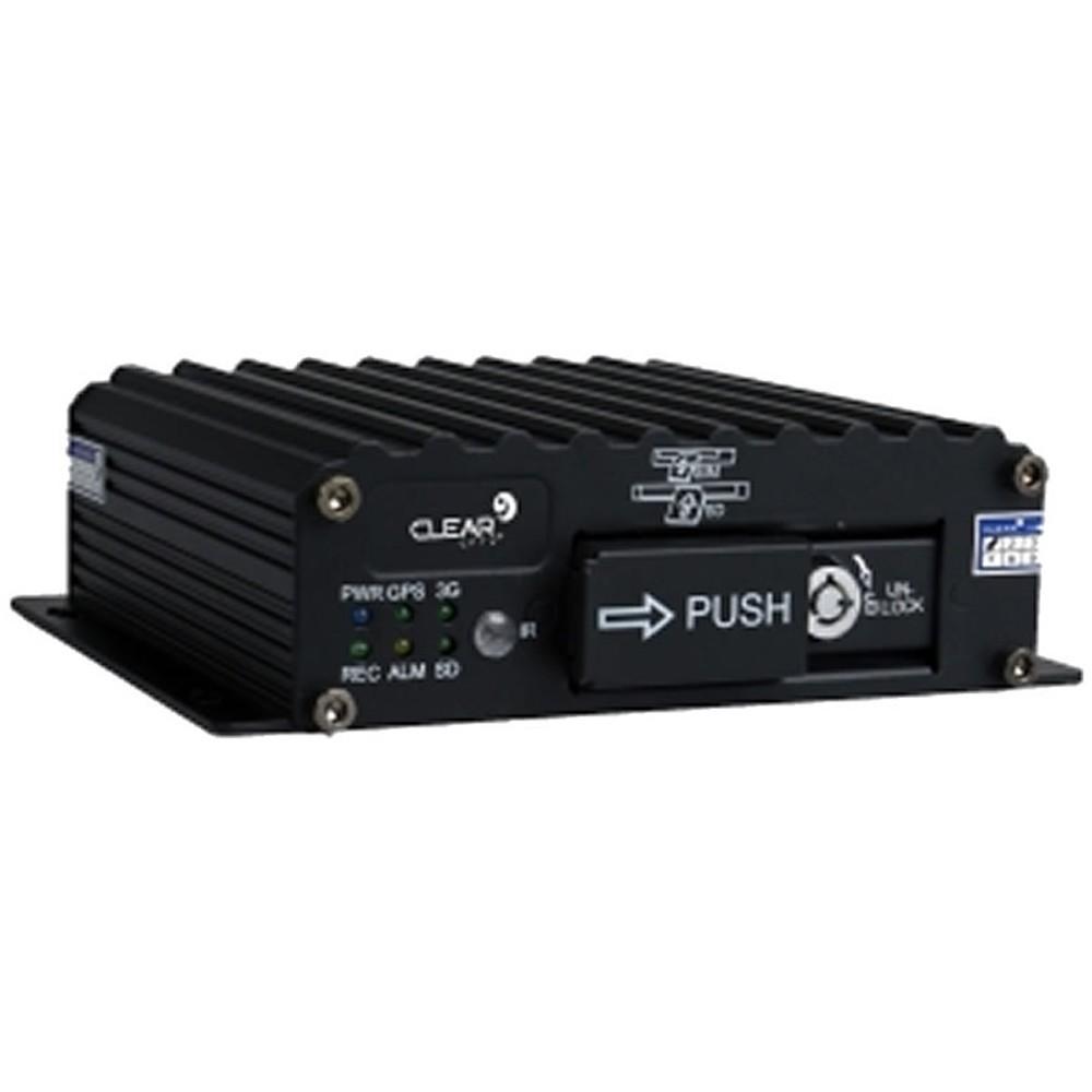DVR Veicular H.264 4 Canais - V4 STANDARD