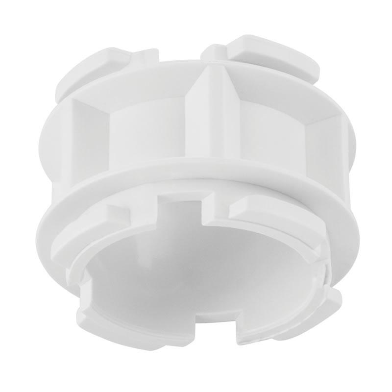 "Luva de Emenda 1/2"" a 1"" Branco Plastibox Tramontina - 57251033 - 57251033-MT-01"