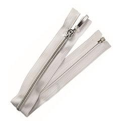 Zíper Destacável Aluminizado 35cm Kit Aviamentos